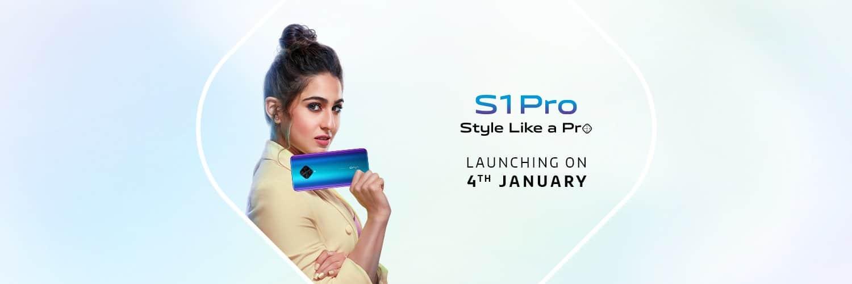 Vivo S1 Pro Launch Date