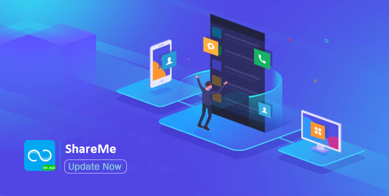 ShareMe - Best SHAREit Alternatives For Android