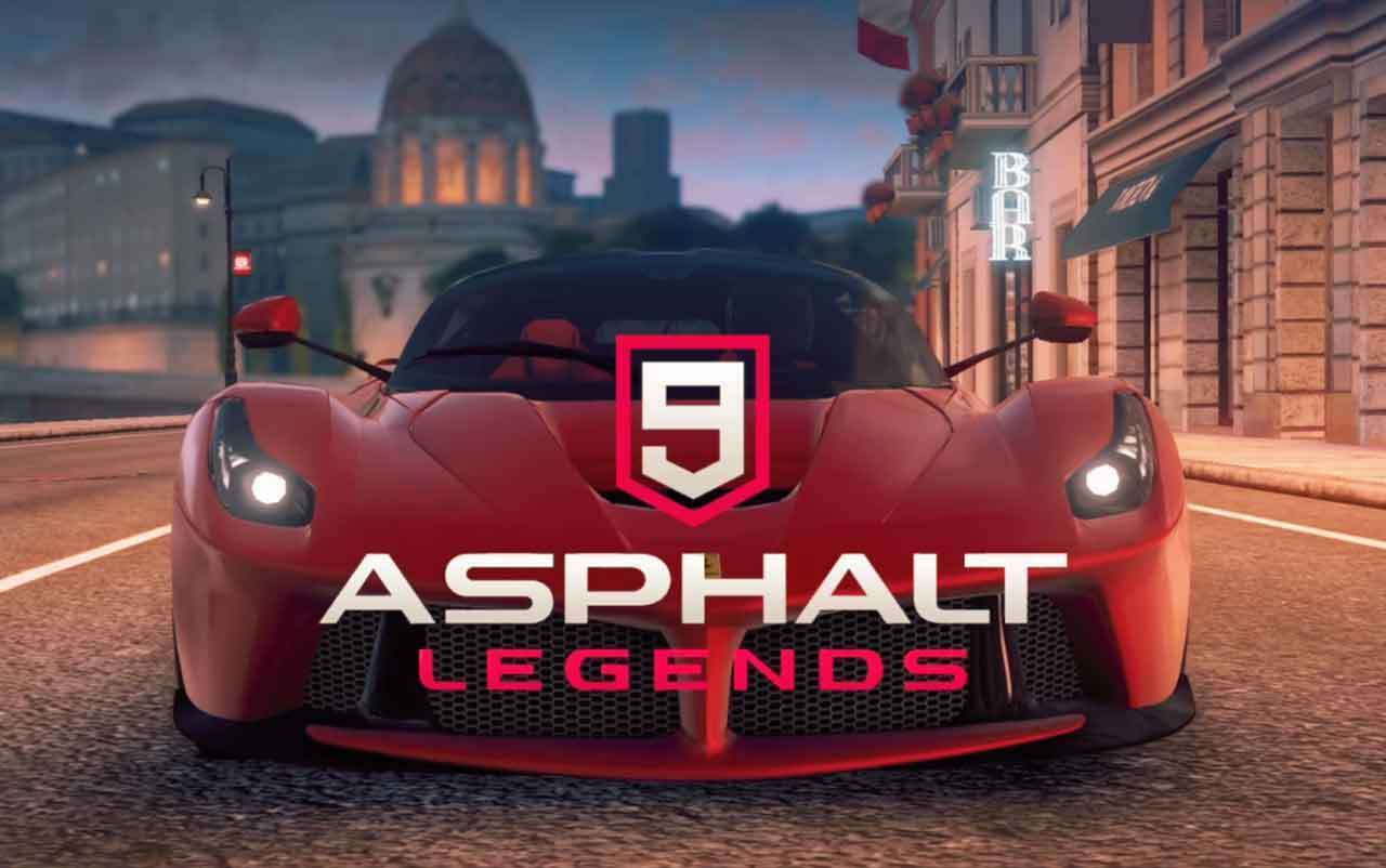 Asphalt 9 - Best Android Games