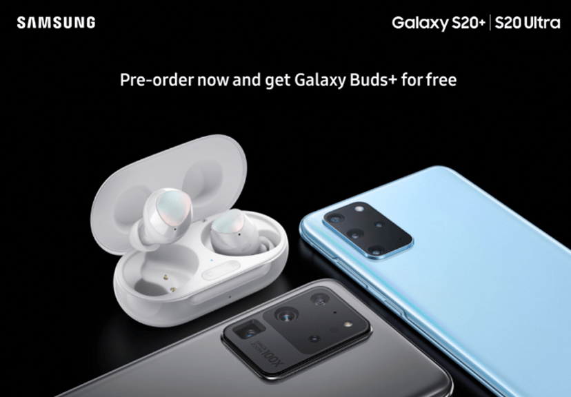 Samsung Galaxy Buds S20