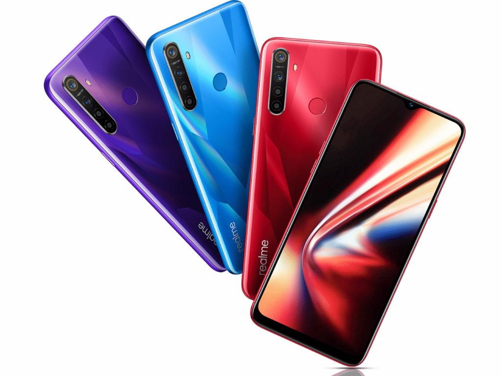 Realme 5s - Best Phones Under 15000 in India (January 2020)