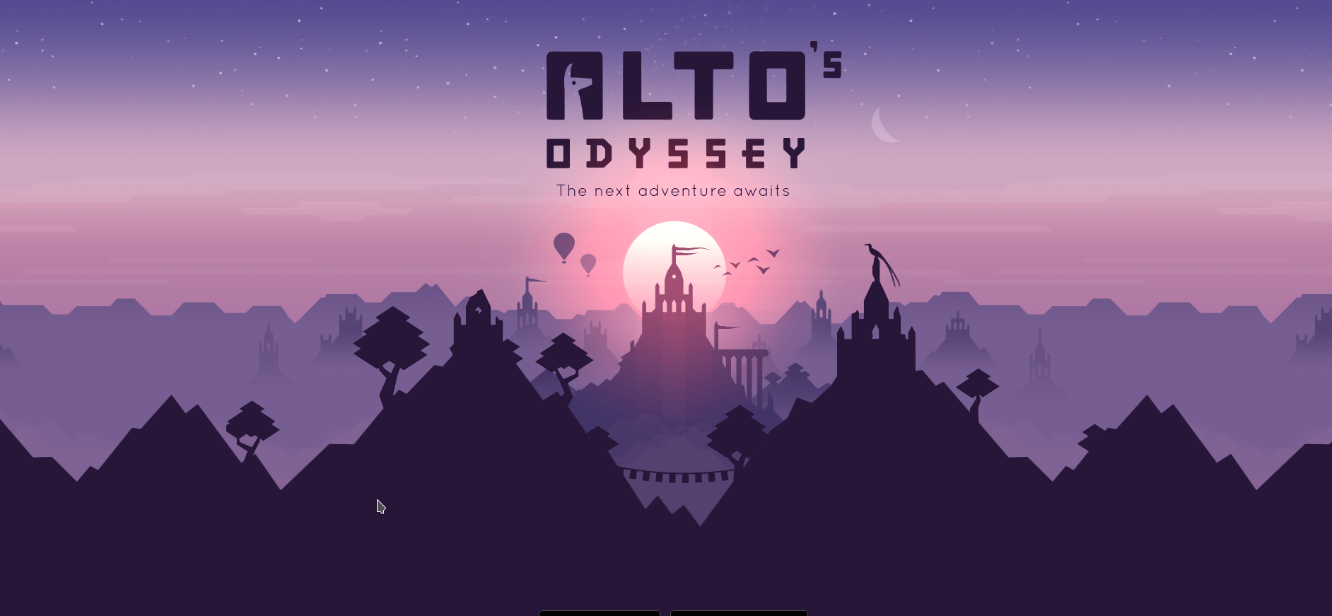 Alto's Odyssey - Best Android Games