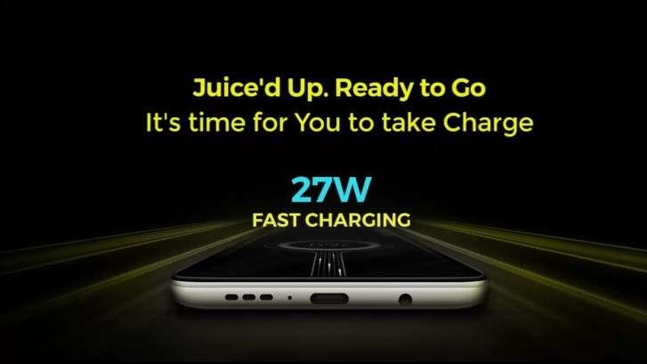 poco x2 fast charging