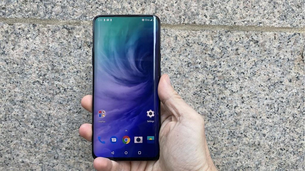 oneplus 7 pro 5g update android 10