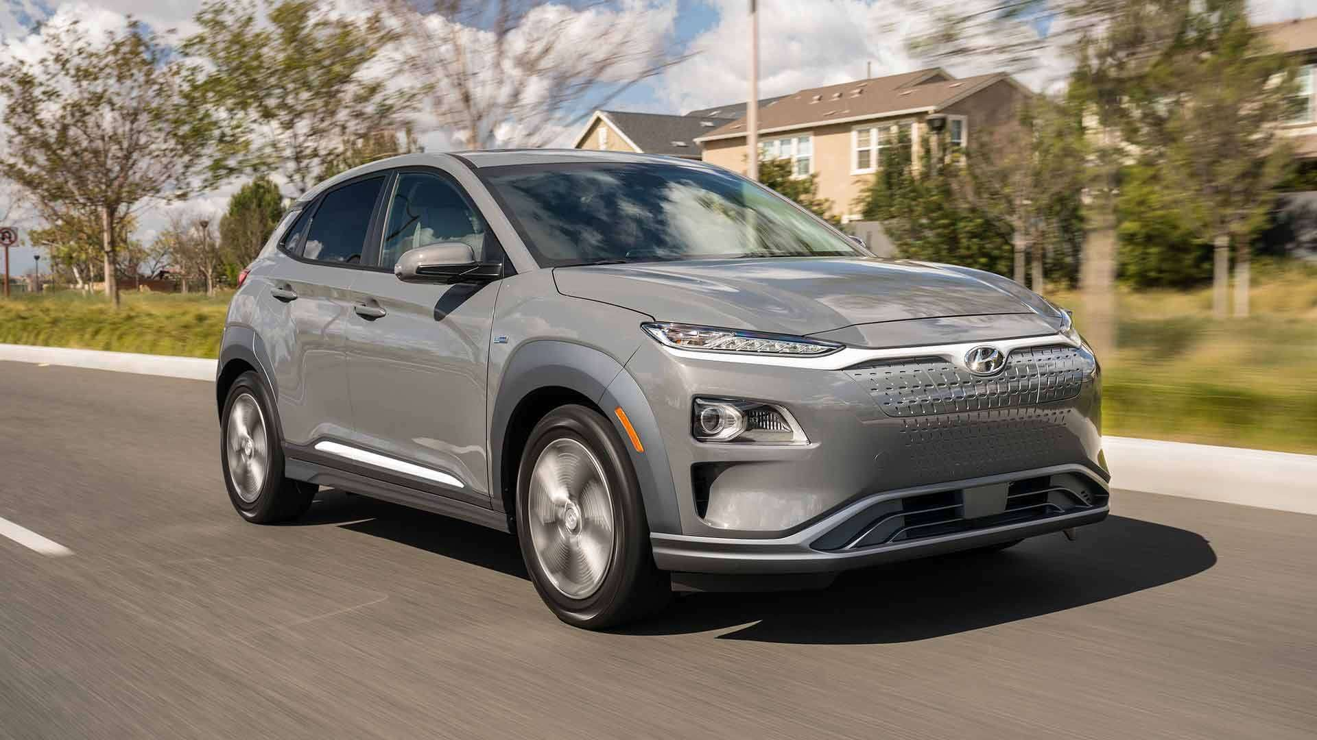 Hyundai Kona Electric - Best Electric Cars