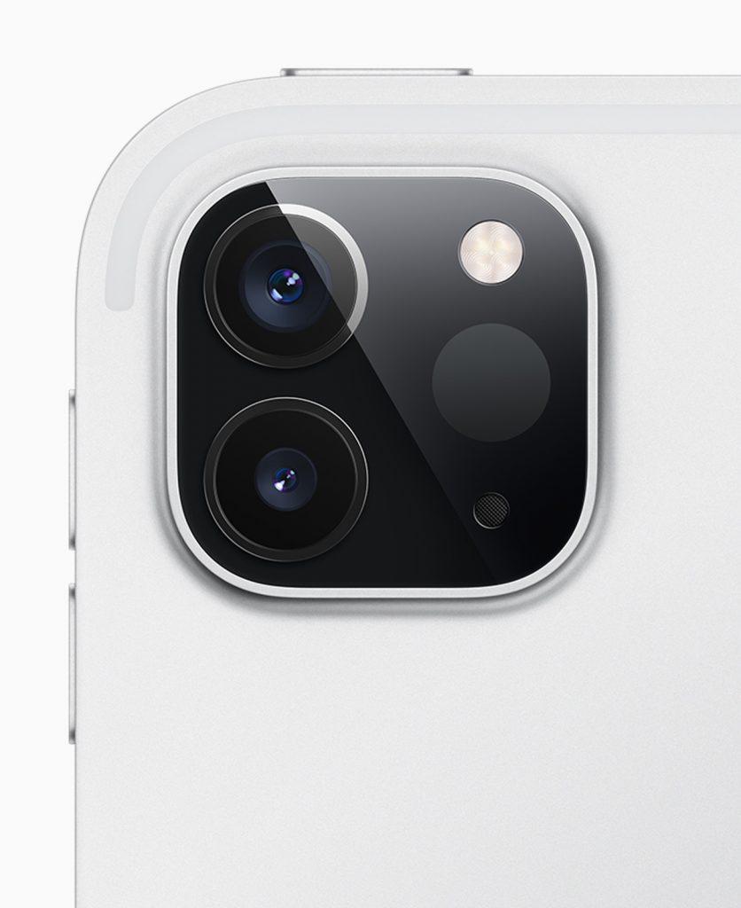 new iPad Pro - Cameras