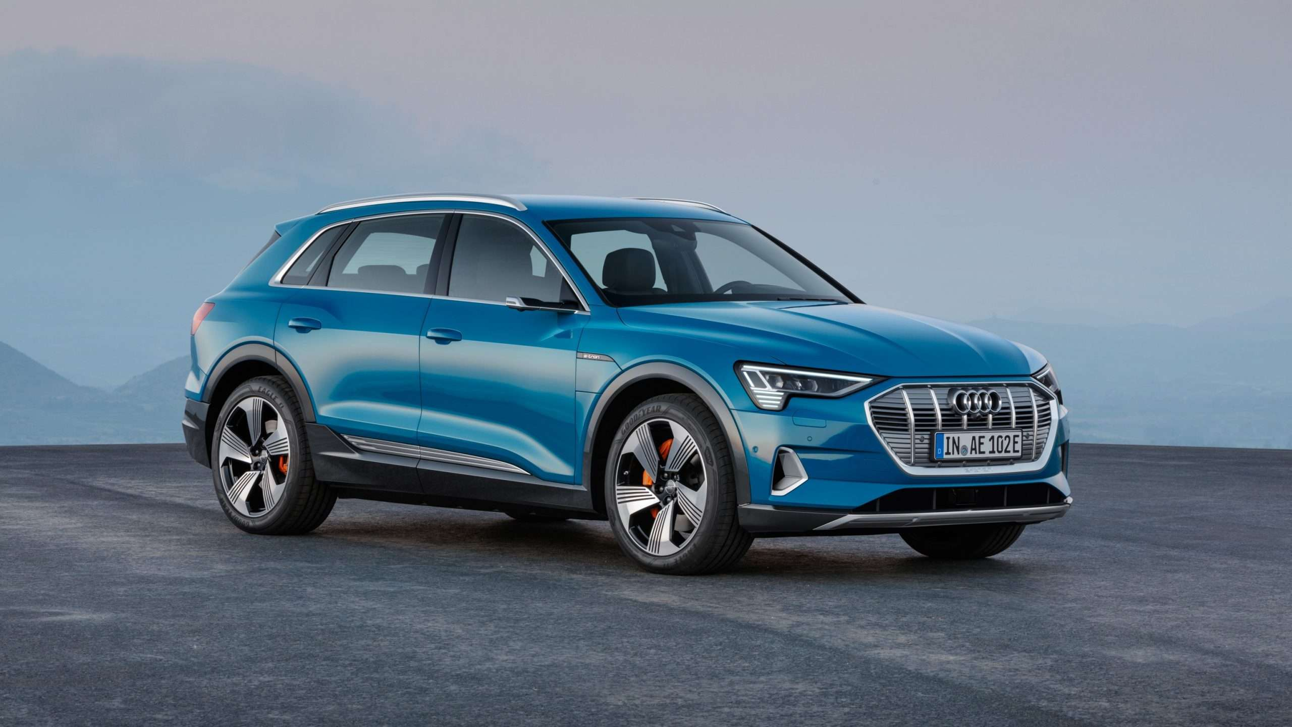 Audi e-Tron - Best Electric Cars