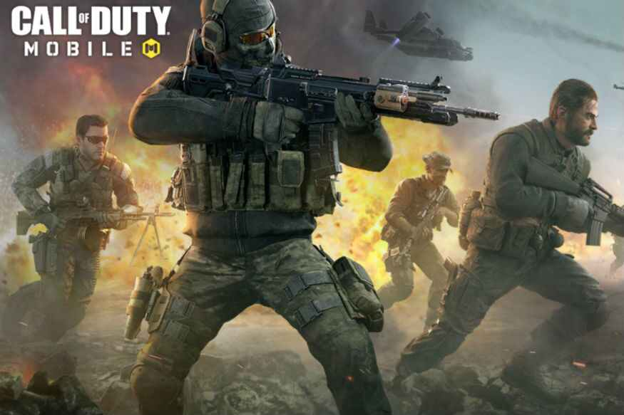 Call of Duty Mobile - Best Games To Play At Home