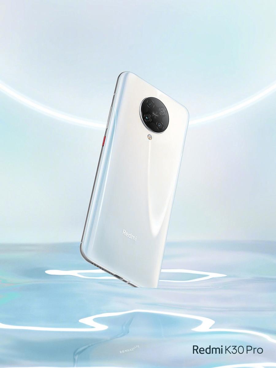 Redmi K30 Pro - White