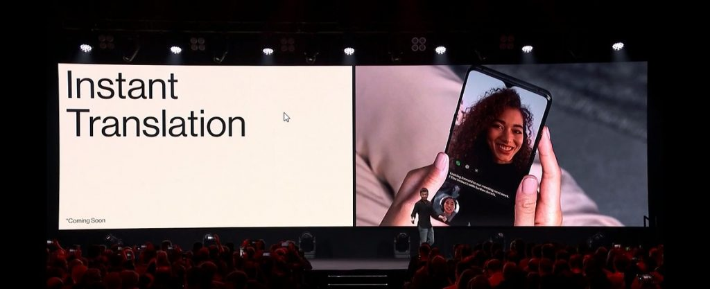 Oneplus 7 open beta and oneplus 7 pro open beta - OnePlus Instant Translation