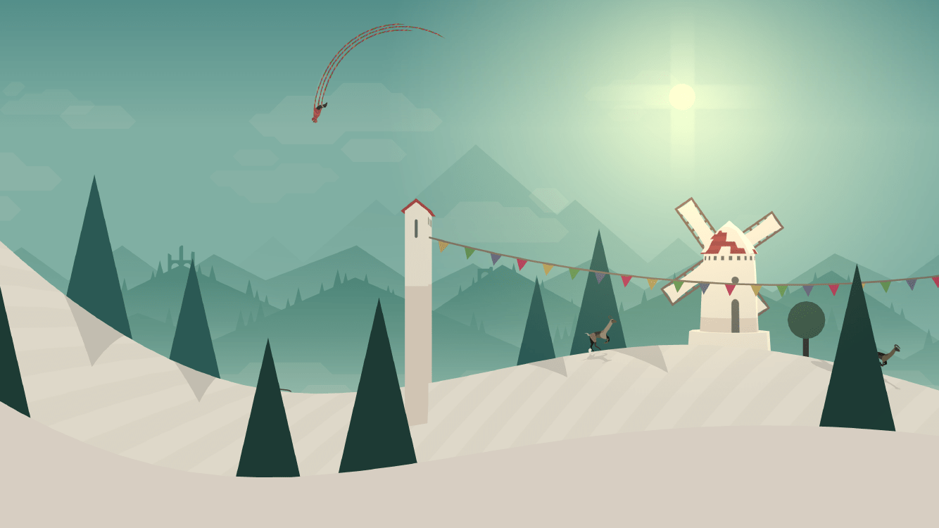 Alto's Adventure - Best Games To Play At Home
