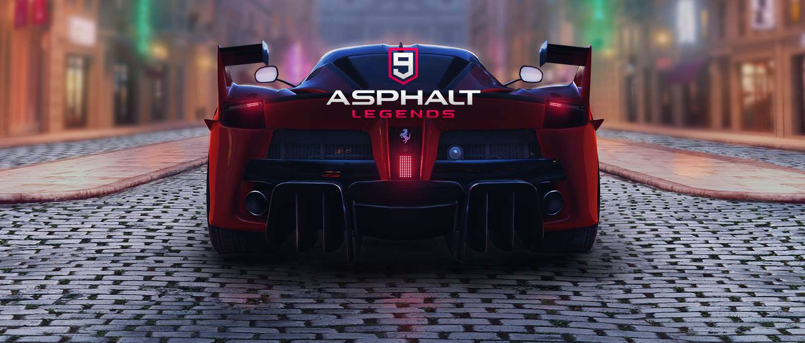 Asphalt 9: Legends - Racing Games To Play At Home