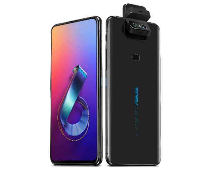 Asus 6Z - Best Phones Under 30000 in India