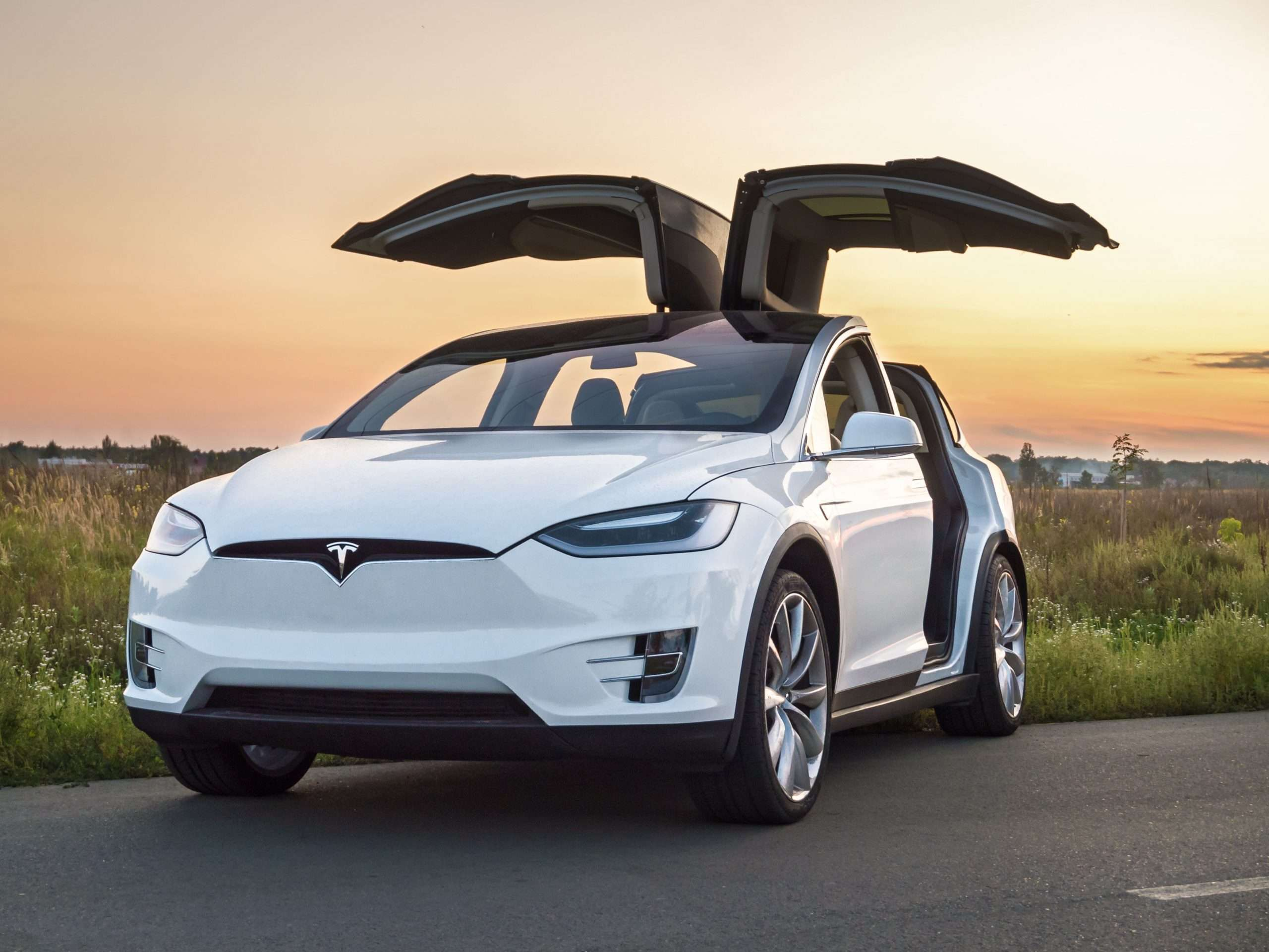 Tesla Model X - Best Electric Cars