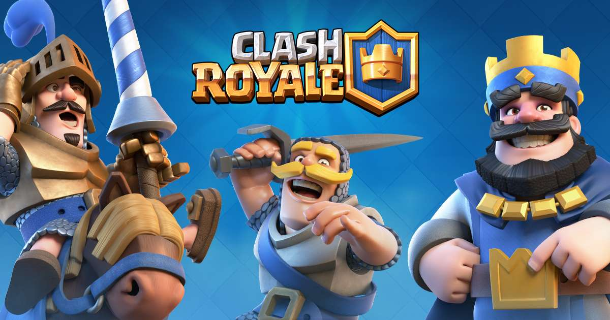 Clash Royale - Strategy Games To Play At Home