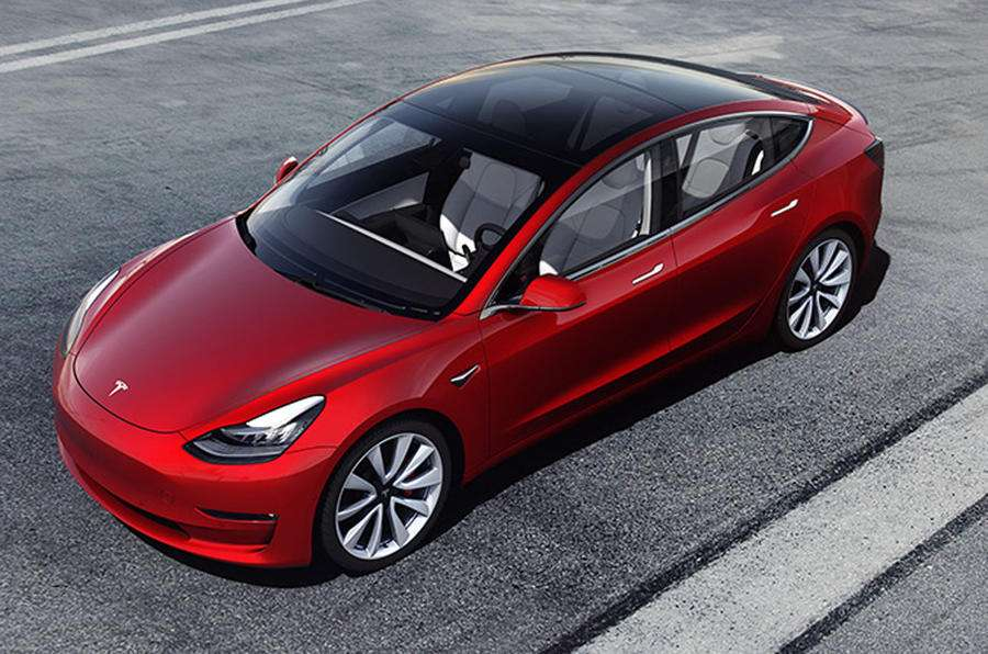 Tesla Model 3 - Best Electric Cars