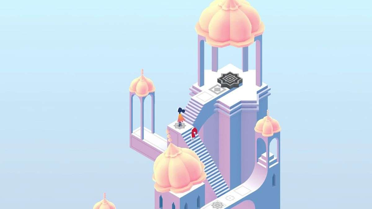 Monument Valley - Best Games To Play At Home