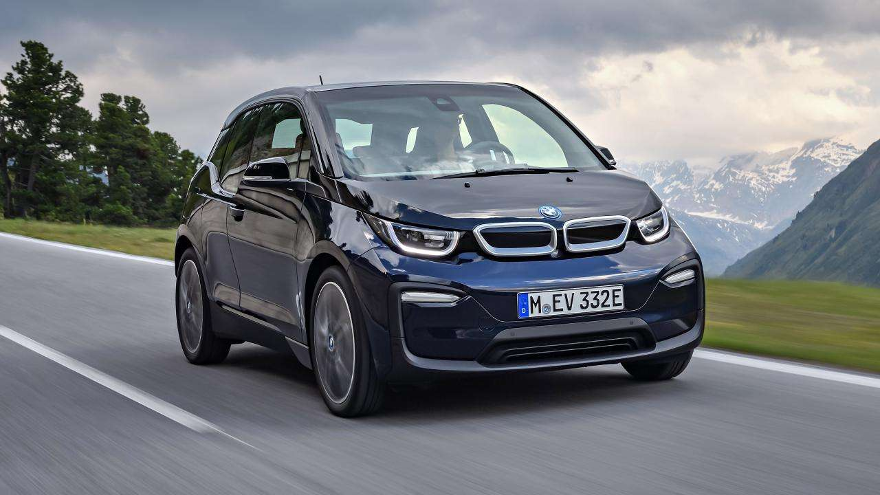 BMW i3 - Best Electric Cars