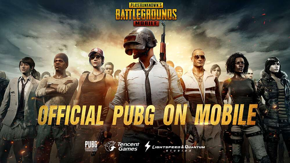 PUBG Mobile - Games to Play At Home