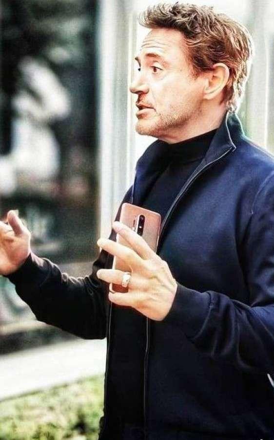 OnePlus 8 Pro Robert Downey Jr. RDJ