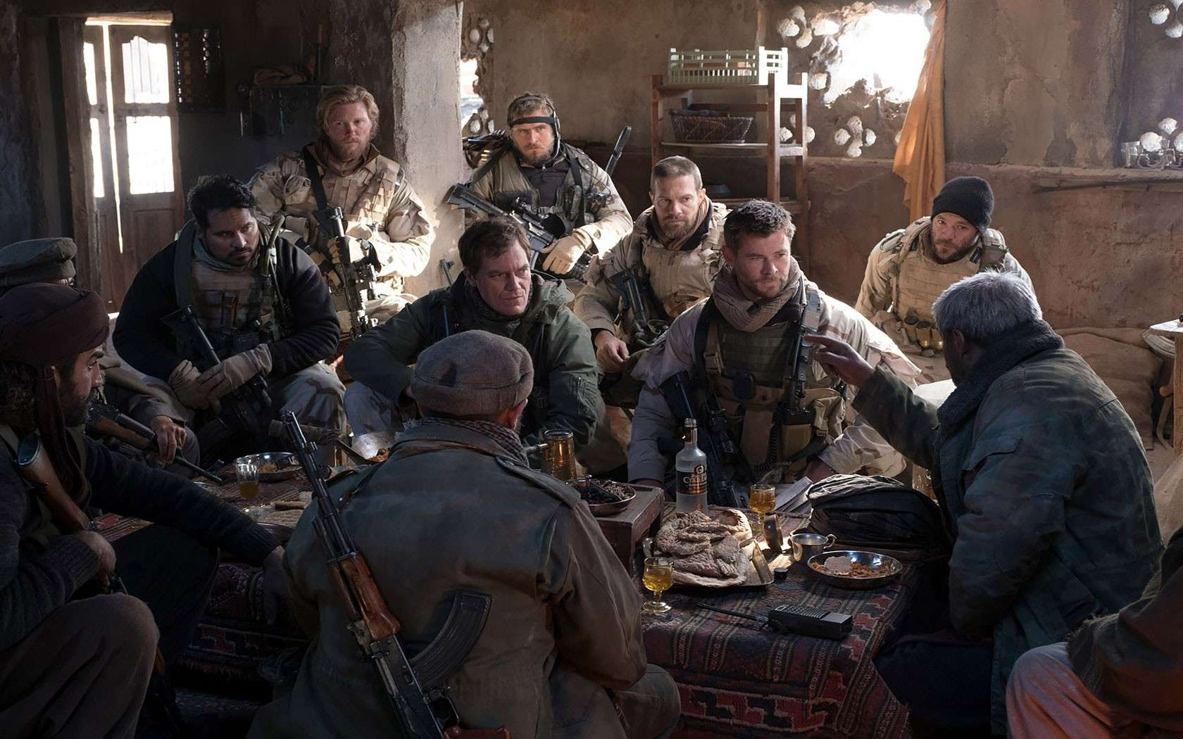 12 Strong - Best Movies To Watch At Home While Quarantined