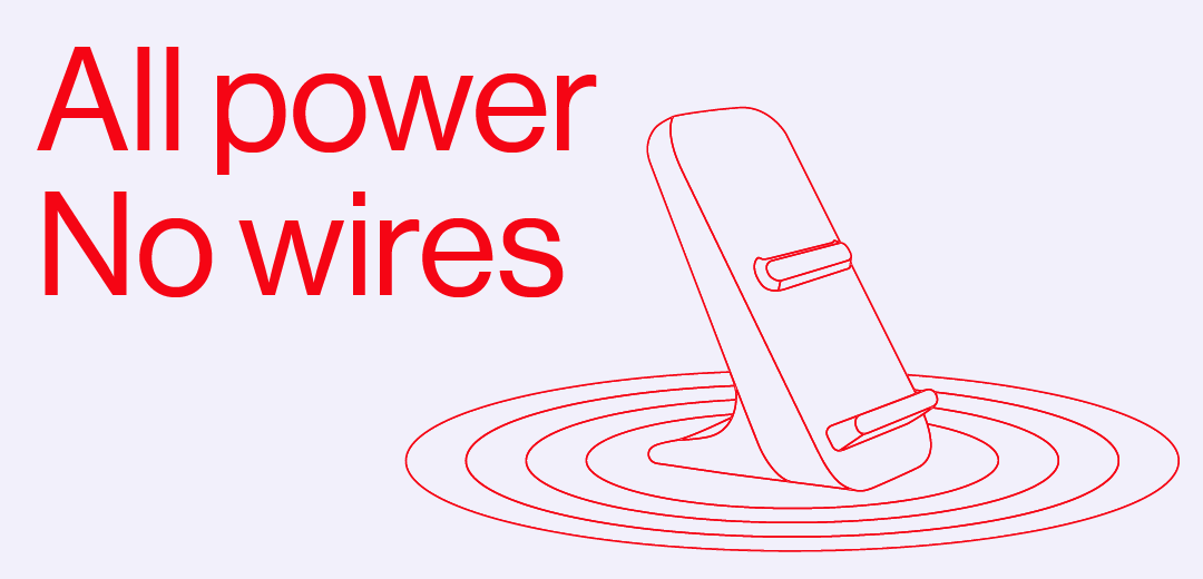 OnePlus Warp Wireless Charging