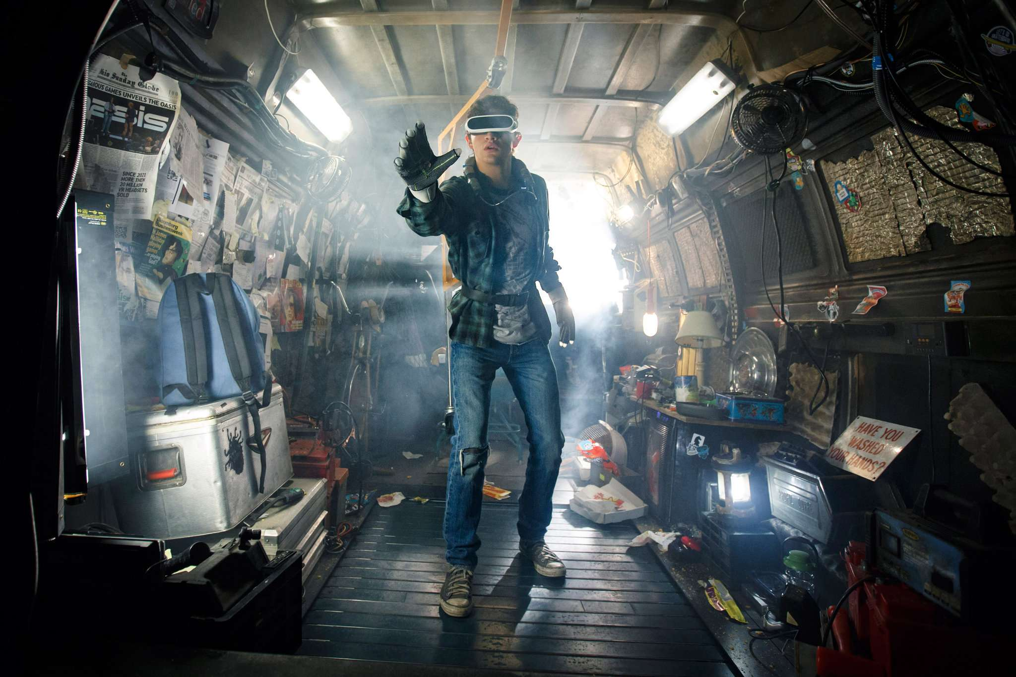 Ready Player One - Best Movies To Watch At Home While Quarantined