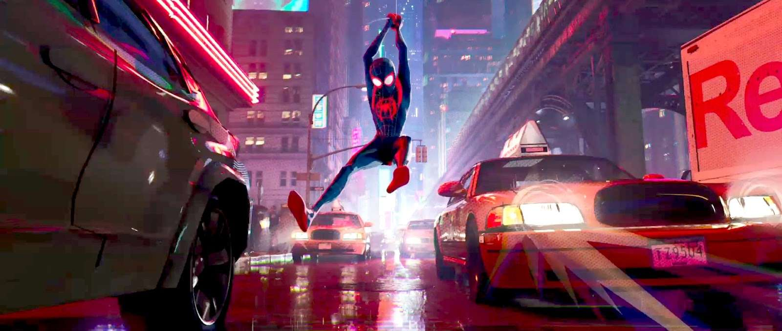 Spider-Man: Into The Spider-Verse - Best Movies To Watch At Home While Quarantined