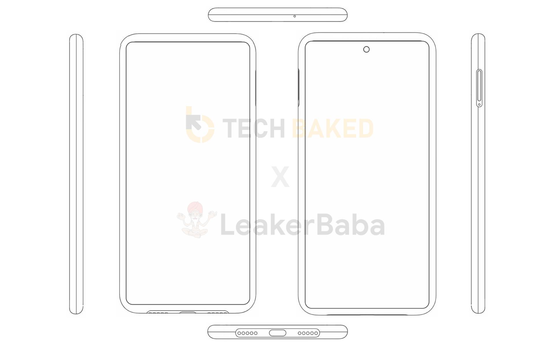 Xiaomi In-Display-Camera Patent Sketch-01