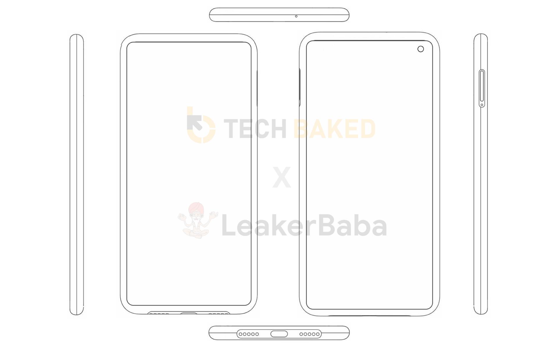 Xiaomi In-Display-Camera Patent Sketch-02