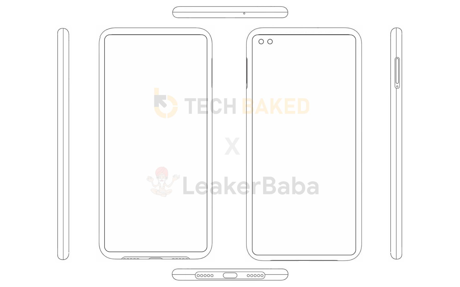 Xiaomi In-Display-Camera Patent Sketch-06