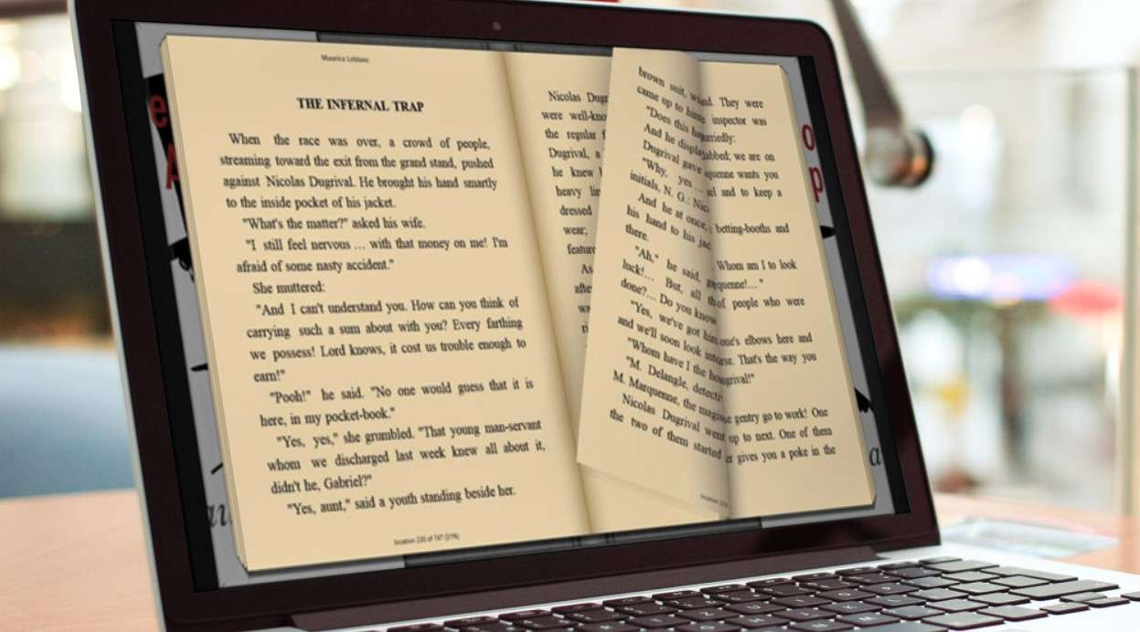 Top 10 Best Epub Readers For Windows And Macos February 2021 Tech Baked
