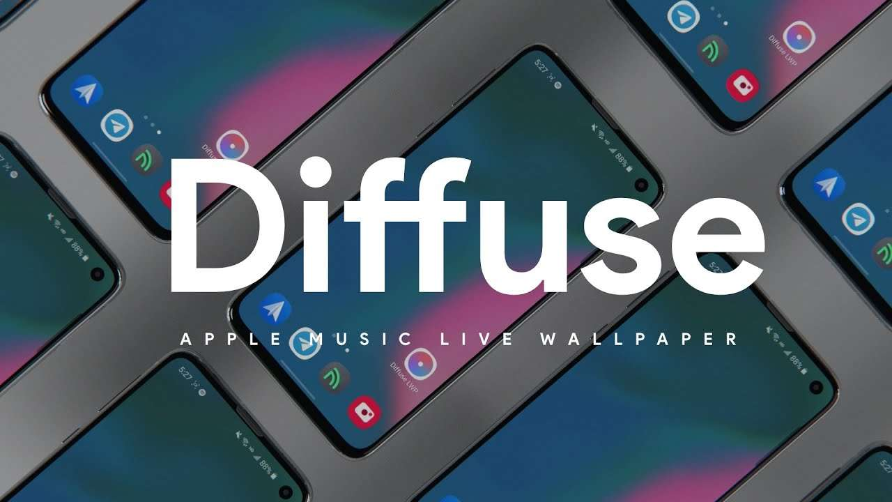 Diffuse: Best Android Apps (May 2020)