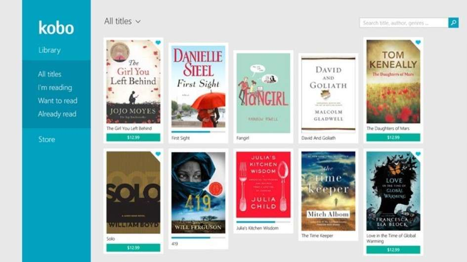 Kobo - Best ePUB Reader