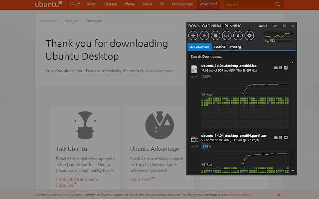 NDM (Ninja Download Manager) - Best IDM Alternative
