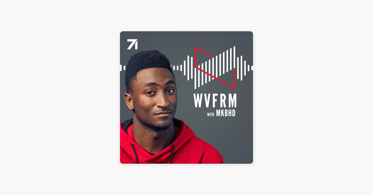 Waveform: The MKBHD Podcast - Best Podcasts in Technology