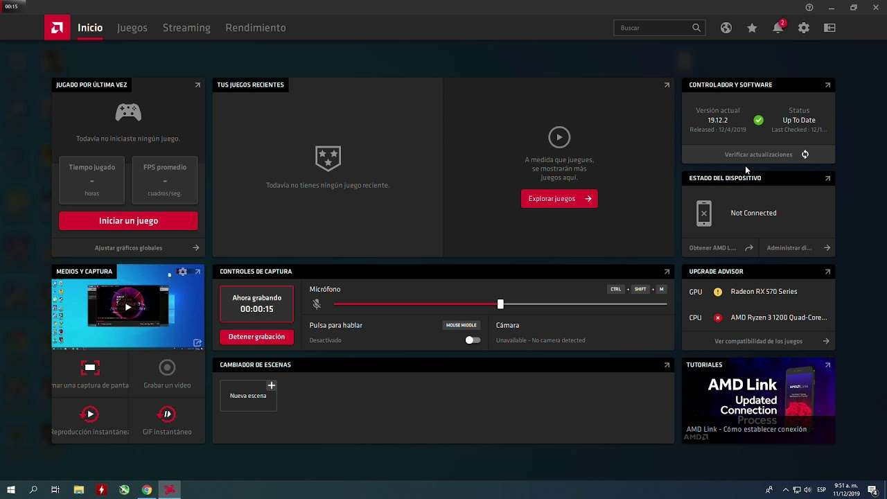Radeon Relive - Best Game Recording Software for Windows and macOS