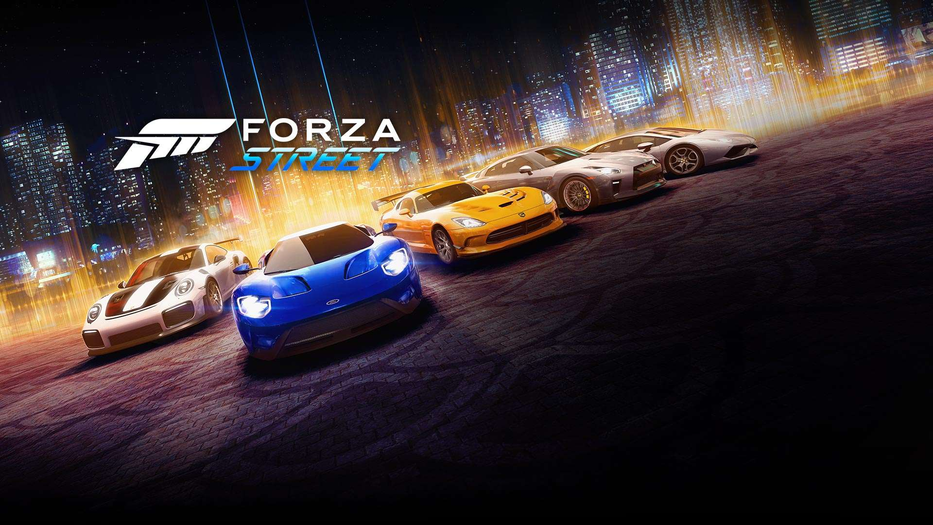 Forza Street - Best Android Apps for June 2020