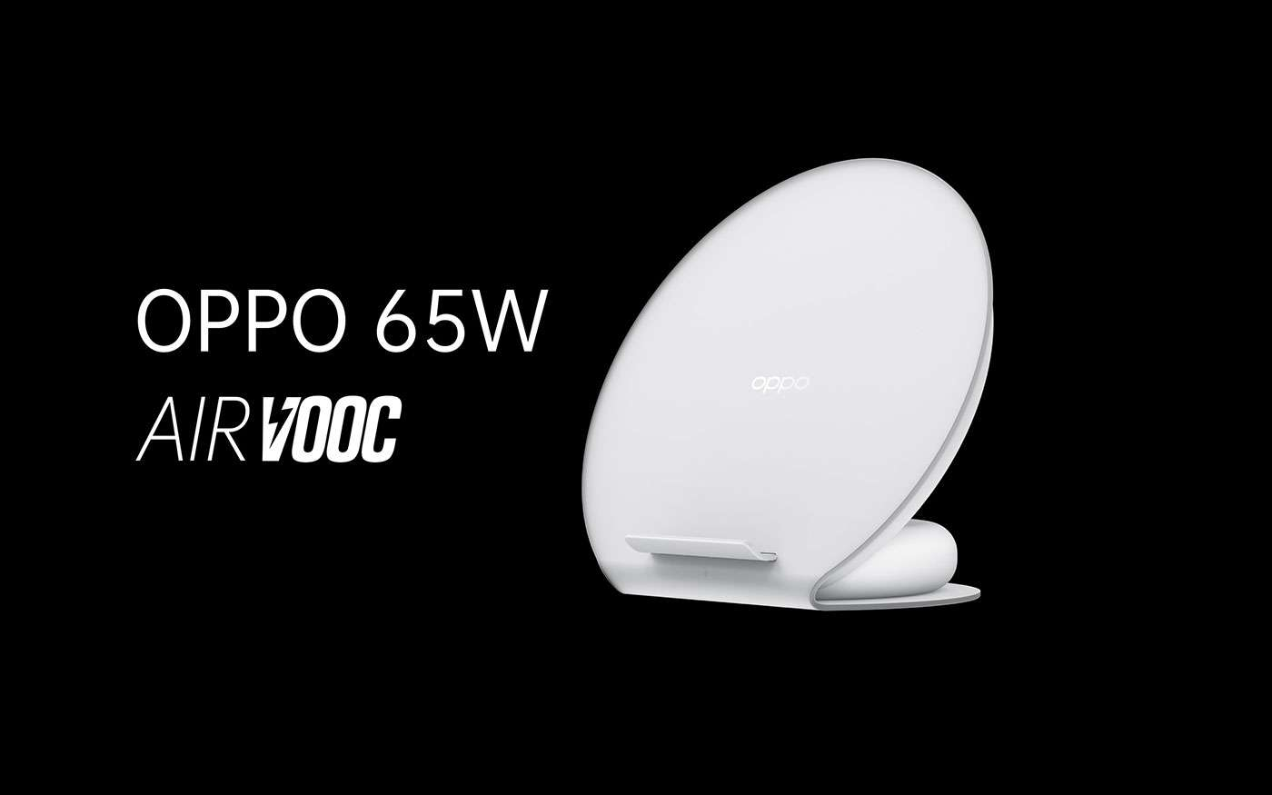 OPPO 65W AirVOOC wireless charger
