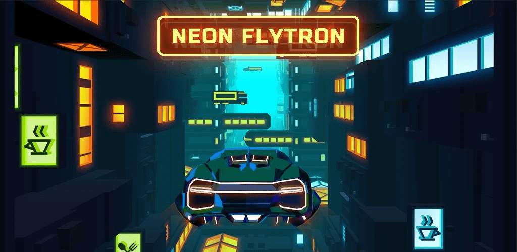 Neon Flytron - Best Android Apps (July 2020)