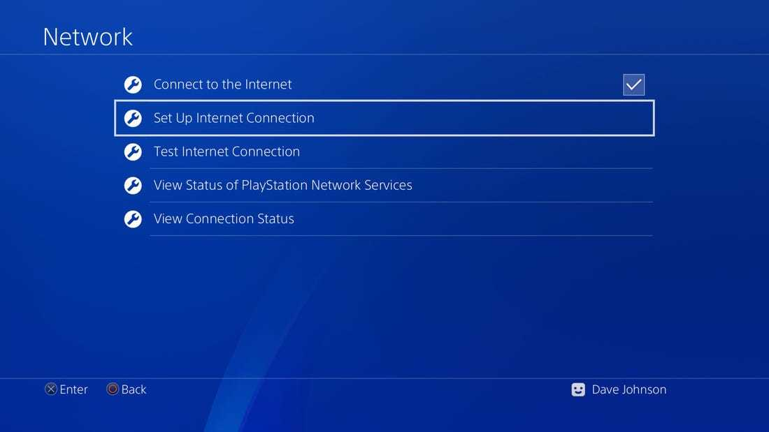 dns servers for ps4