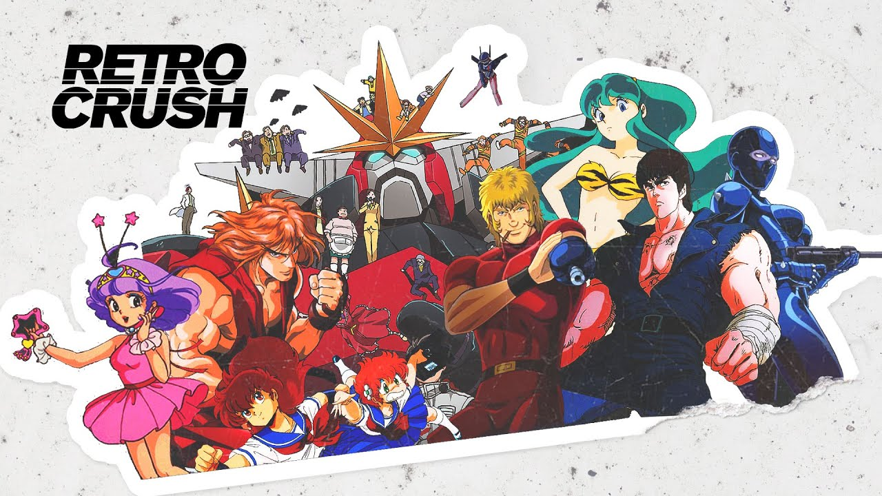 Best Anime Apps - RetroCrush