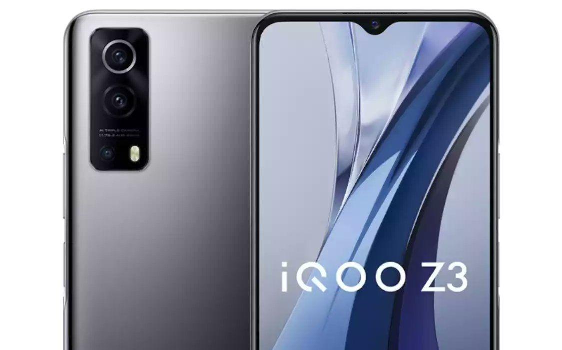 iQOO Z3 Specs