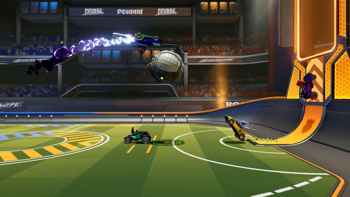 Rocket League Sideswipe Gameplay - 01