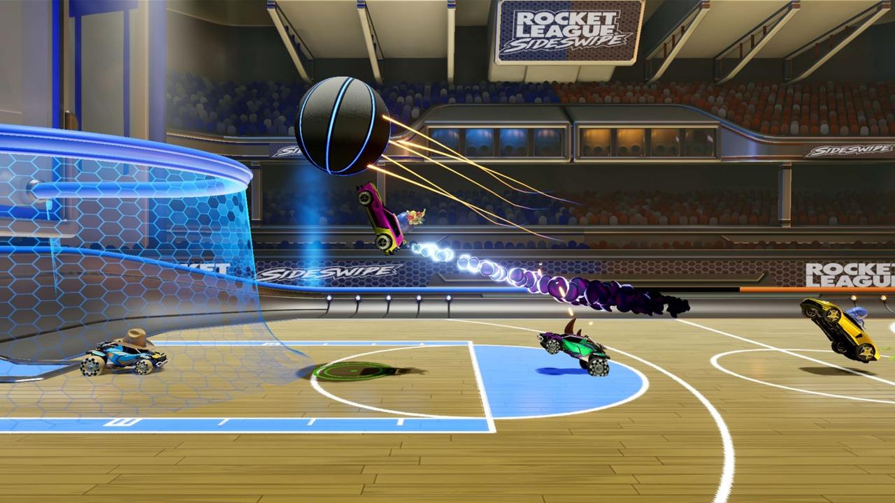Rocket League Sideswipe Gameplay - 02