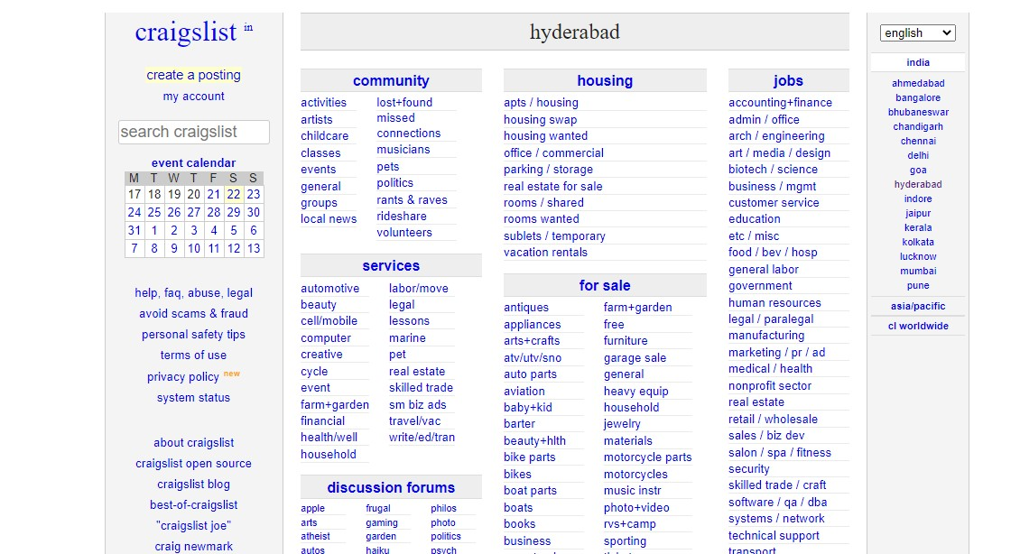 torrent search engine - craigslist
