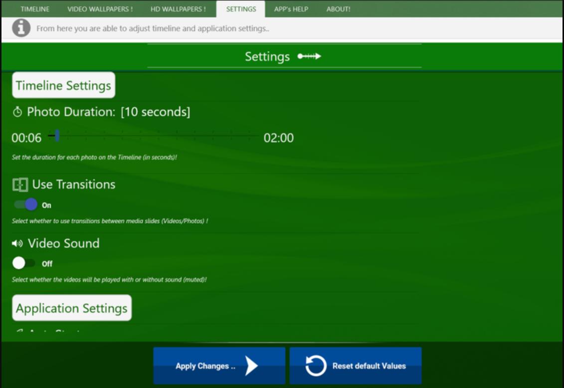 Setting Animated Wallpaper on Windows 10 using Desktop Live Wallpaper+