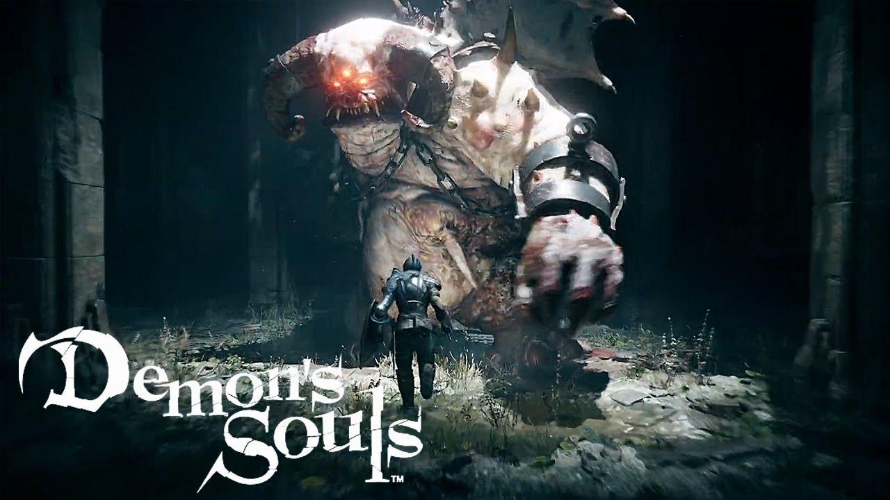 Best Games Like Skyrim - Demon's Souls
