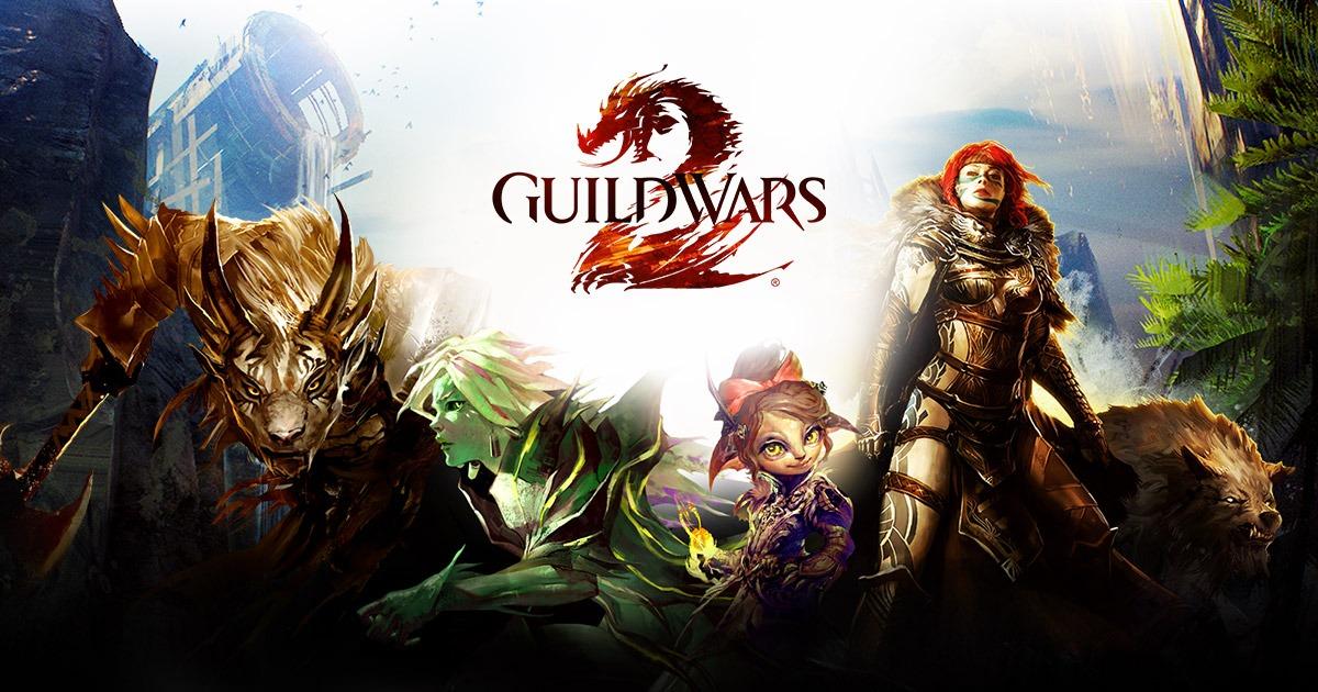 Best Games Like Skyrim - Guild Wars 2