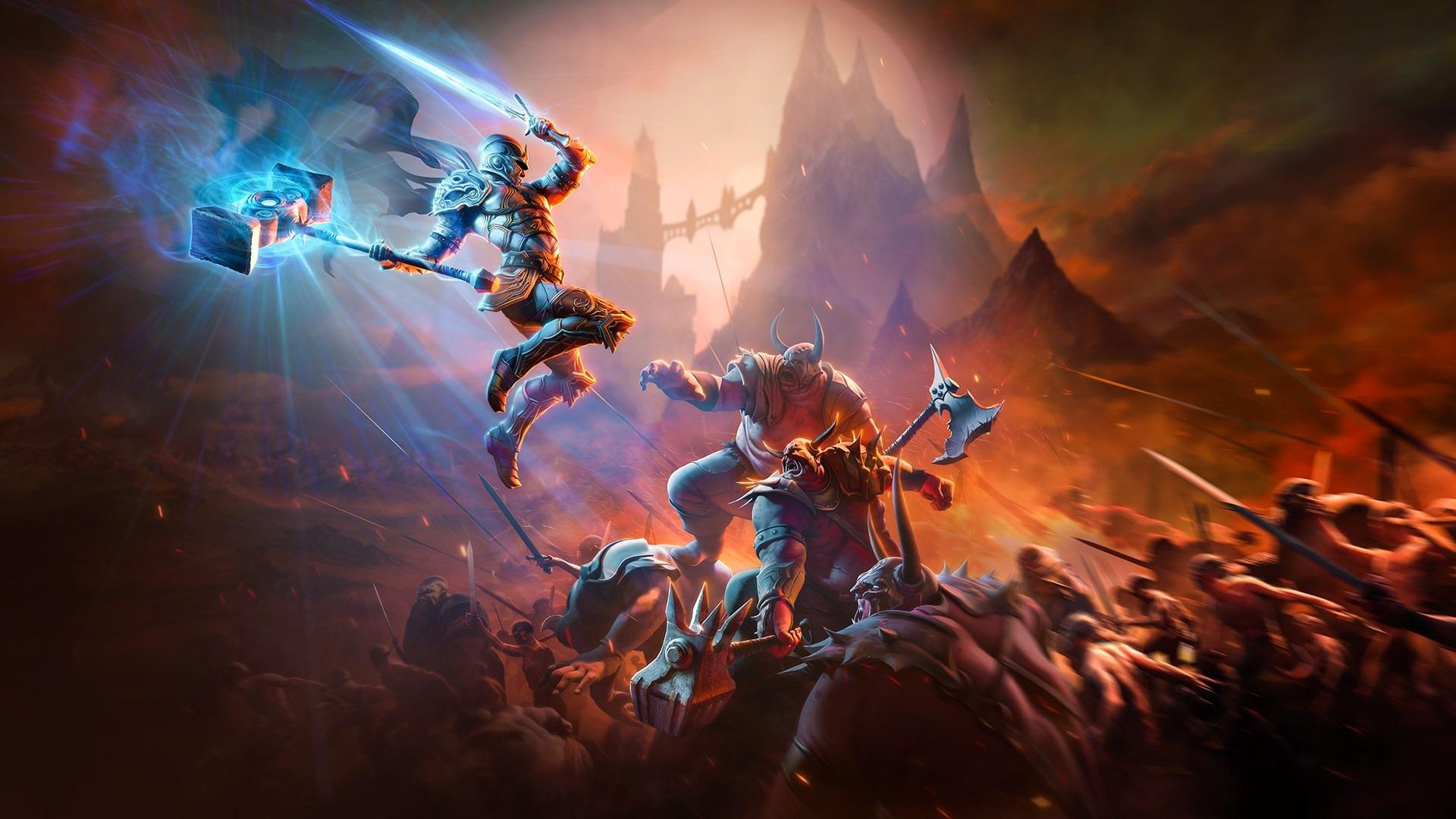 Best Games Like Skyrim - Kingdoms Of Amalur: Reckoning